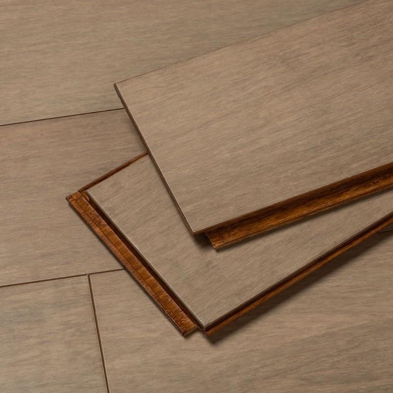 Warm Stone Stiletto Bamboo Flooring
