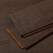 Cerused Taupe Stiletto Strand Bamboo Flooring