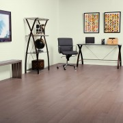 Cerused Taupe Stiletto Strand Bamboo Flooring